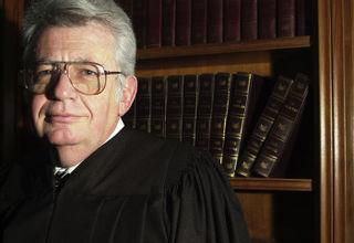 Circuit Judge David Sentelle
