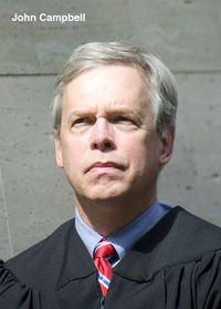 Judge John Campbell
