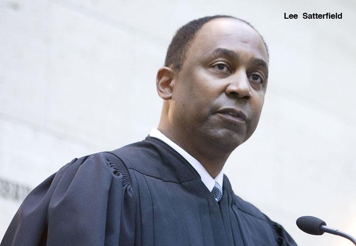 Judge Lee Satterfield