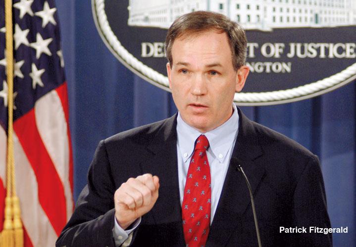 Former U.S. Attorney Patrick F...
