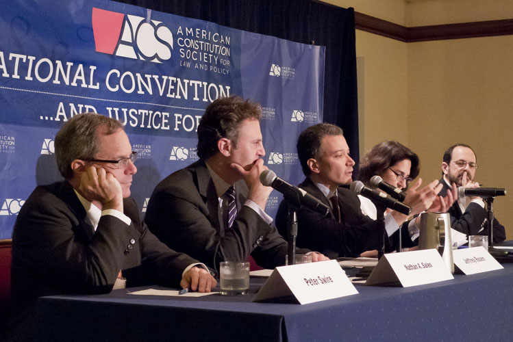 ACS convention panel