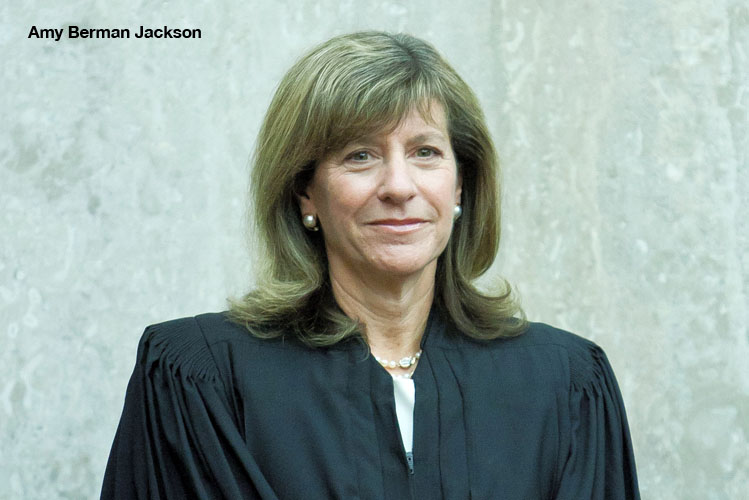 judge amy berman jackson photo